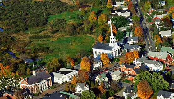 Vermont Walking &amp; Hiking Tour
